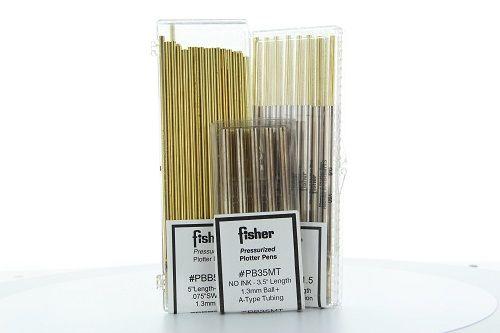Empty Plotter Pens