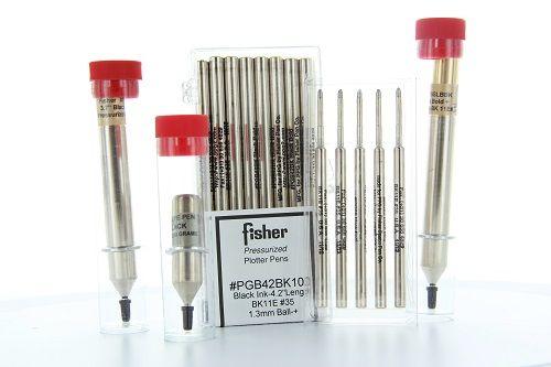 Fisher Plotter Pens