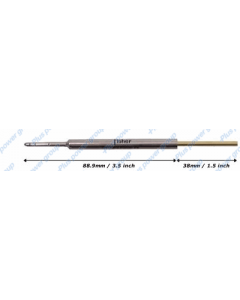 Empty Fisher Plotter Pen PB35MT1.5
